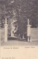 Hannut (environs De) - Trognée, L'Eglise (Edit. Georges Bully) - Hannut