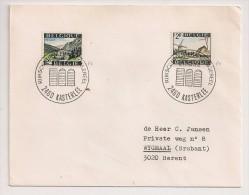 LETTRE BRIEF 1972 KASTERLEE Rijkscentrum Frans Masereel - Lettres & Documents