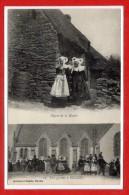 29 - BEUZEC --  Départ De La Marié - Une Gavotte - Beuzec-Cap-Sizun