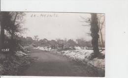80 - LE MESNIL EN ARROUAISE / CARTE PHOTO ALLEMANDE 1917 - France