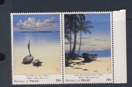 PALAU 1996  Tourisme  SCOTT  N°407/08  NEUF MNH** - Palau