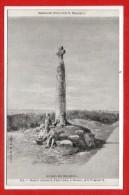 29 - BEUZEC --  Menhir Surmonté D'une Croix - Beuzec-Cap-Sizun