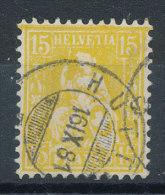 Suisse   N°44 - Gebraucht