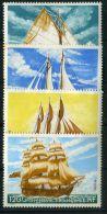 POLYNESIE ( POSTE ) : Y&T N°  115/118  TIMBRES  NEUFS  SANS  TRACE  DE  CHARNIERE  ,   A  VOIR . - Neufs