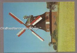Deutschland (DDR-Zeit) - AK - Neubukow / Galerieholländermühle - Deutschland