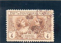 ESPAGNE 1907 O DENT 11.5 - 1889-1931 Royaume: Alphonse XIII