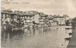 Cantal Aurillac La Jordane 1905. - Aurillac