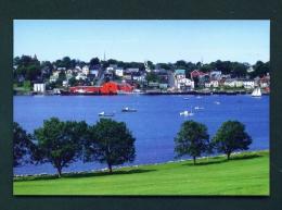 CANADA  -  Lunenburg  Unused Postcard - Nova Scotia