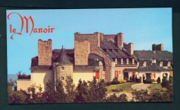 CANADA  -  Baie-Comeau  Hotel Le Manoir  Unused Postcard - Quebec