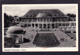 Old Small Card Of Ostseebad Casino,Germany,J26.