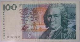 SVEZIA 100 KORONE - Svezia