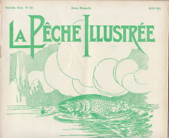 Revue Ancienne La Pêche Illustrée Juin 1931 - Livres, BD, Revues