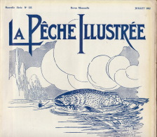 Revue Ancienne La Pêche Illustrée Juillet 1932 - Livres, BD, Revues
