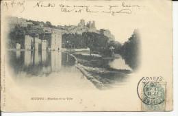 34 . BEZIERS . MOULINS DE LA VILLE - Beziers