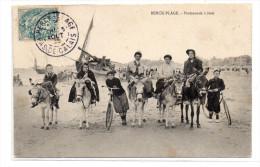 Pas-de-Calais : Berck : La Promenade à ânes - Berck
