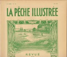 Revue Ancienne La Pêche Illustrée Mai 1933 - Libros, Revistas, Cómics