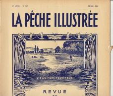Revue Ancienne La Pêche Illustrée Février 1933 - Livres, BD, Revues