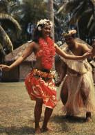 Tahiti - Danseuse De Tamouré - Tahiti