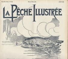 Revue Ancienne La Pêche Illustrée Août 1931 - Livres, BD, Revues