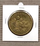 Médaille De La Collection AMMF : Téléphérique De La Bastille Grenoble - Tourist