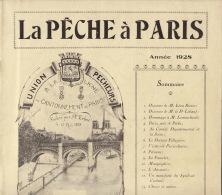 Revue La Pêche à Paris Péronne Le Paraclet Marqueglise Avesnois - Livres, BD, Revues