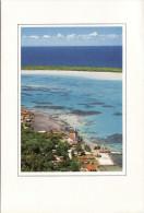 Carte Double - Joyeux Noël Et Meilleurs Voeux - Polynésie Française