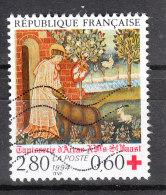 Francia   -   1994. Pro Croce Rossa.  Arazzi Di Arras.  Pro Red Cross. Arras Tapestries. - Croce Rossa