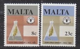 Malta 1981 FAO 2v ** Mnh (27226D) - Malta