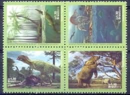 BRAZILIE (FAU 131) - Timbres