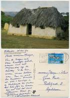 Netherlands Antilles - Curaçao - Kunuku House - Used 1986 - Stamp - Curaçao