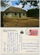 Netherlands Antilles - Curaçao - Kunuku House - Used 1990 - Stamp - Curaçao