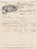 Facture 13/12/1909 J SARROUY, ROBERT & Cie Fromages  ROQUEFORT Aveyron - 1900 – 1949