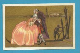 CPA 2088 - Couple Venise Gondolier Illustrateuir Italien BUSI Adolfo Italie - Busi, Adolfo