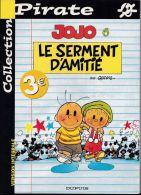 Jojo N° 6 - Le Serment D'amitié - Geerts - Jojo