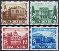 Deutsches Reich - Mi-Nr 764/767 Postfrisch / MNH ** (B1094) - Alemania
