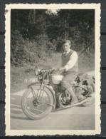 Motorrad     1936 - Fotografie