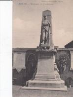 Cp , 71 , MACON , Monument Des Combattants - Macon