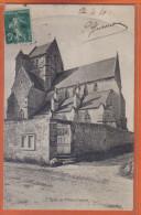 Carte Postale 14. Villers-Canivet  L'église  Trés Beau Plan - Frankrijk
