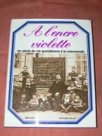 A L ENCRE VIOLETTE / ECOLE COMMUNALE / METIER INSTITUTEUR / PROFESSEUR / EDITION ATLAS - Culture