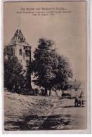 57 - BIEDESDORF - Bidestroff  - L´église -  LOTHRINGEN - Autres Communes