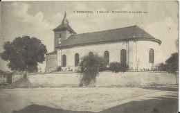 Rossignol    L'Eglise - Tintigny