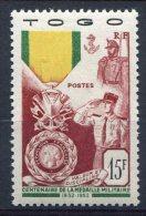 Togo                                   N°   255  ** - Togo (1914-1960)
