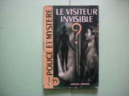 LE VISITEUR INVISIBLE PAR CLAUDE ASCAIN N° 14