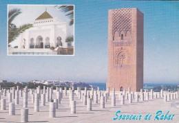 MAROC---RABAT---souvenir De Rabat---voir 2 Scans - Rabat