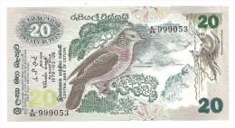 Sri Lanka 20 Rupees 1979 UNC - Sri Lanka