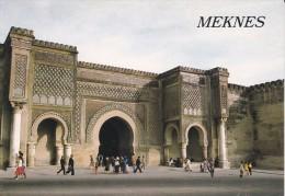 MAROC---MEKNES---Bab Mansour---voir 2 Scans - Meknès