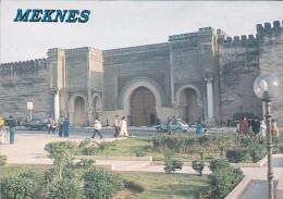 MAROC---MEKNES---Bab El Mansour---voir 2 Scans - Meknès