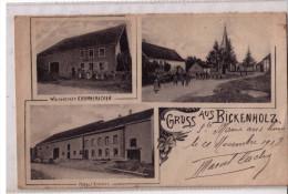 57 -BICKENHOLZ - St Marie -  TRES ANIME - Autres Communes