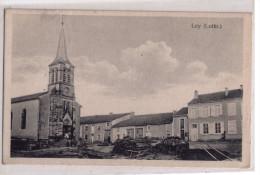 57 - LEY - EGLISE - Autres Communes