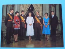 La Famille Grand - Ducale ( Photo Luxnews ) Anno 19?? ( Zie/voir Foto Voor Details ) !! - Familia Real